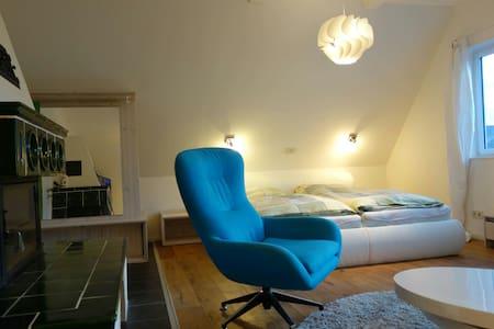 Sehr schönes Zimmer, vollausgestatt - Eppertshausen - Casa