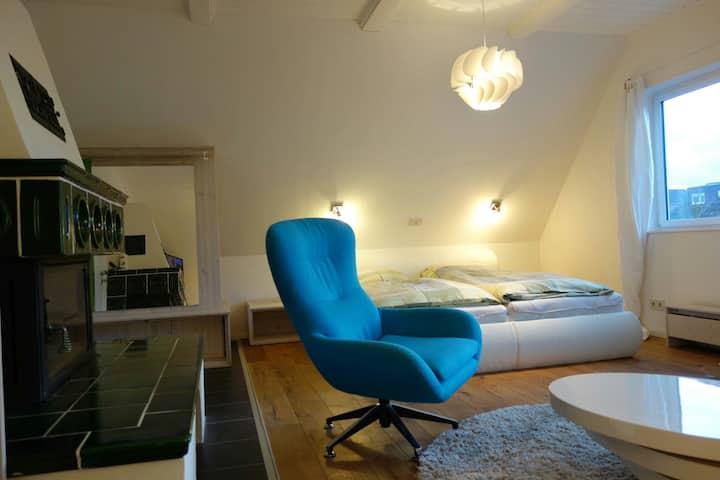 Sehr schönes Doppelzimmer, voll ausgestattet