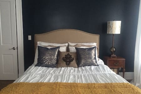 Upscale Private Bed & Bath - Cincinnati - Casa