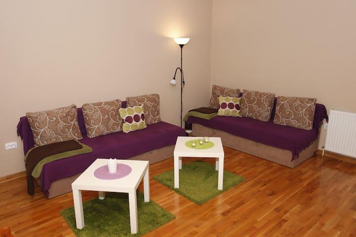 Hedgehog Lodge - Sokobanja - Wohnung