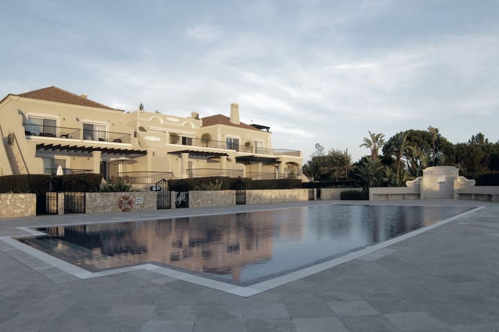 Lovely Apartment For Two People With Communal Pool - Almancil - Flat