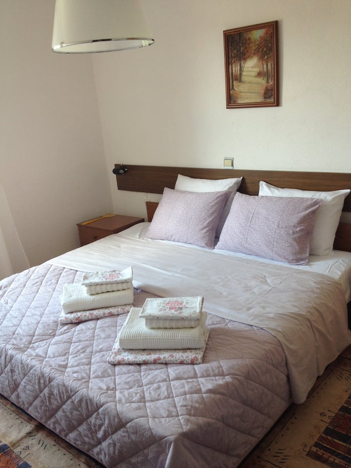 Room-500m from sea and old town
