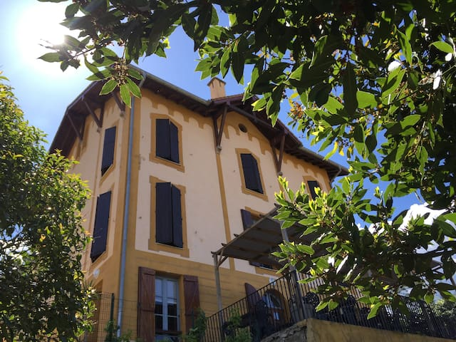 Double room n°1 - Chalet Pietri - Olivese