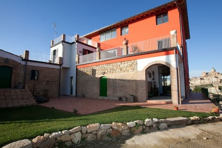 Casa Rossa Country House - Piazza Armerina - Bed & Breakfast