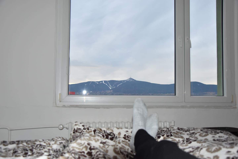 Ještěd view Apartment