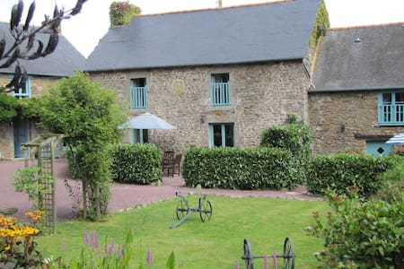 Merlin gite Gomene Central Brittany - House