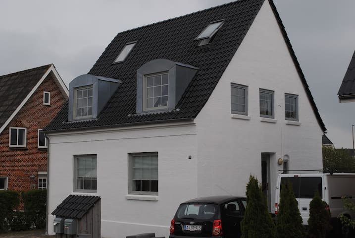 Helt ny by-lejlighed, 9000 Ålborg..