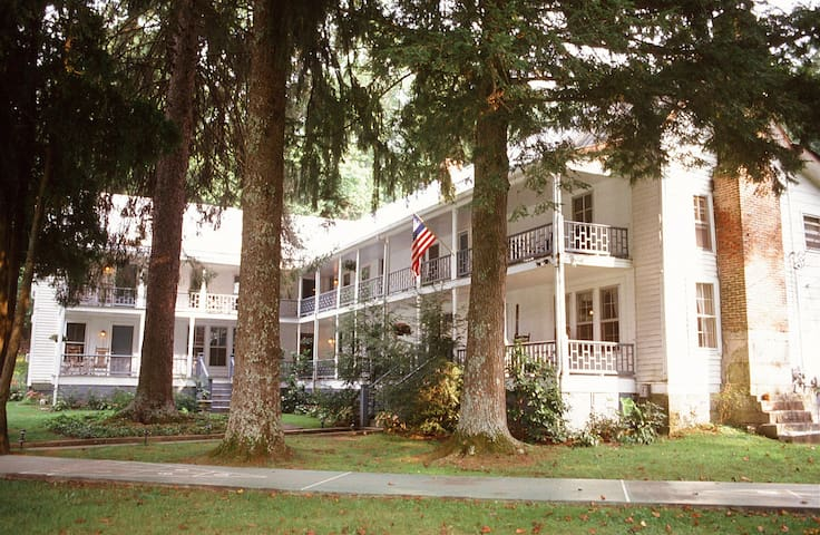 York House Inn, Entire 11 room Inn - Rabun Gap - Bed & Breakfast