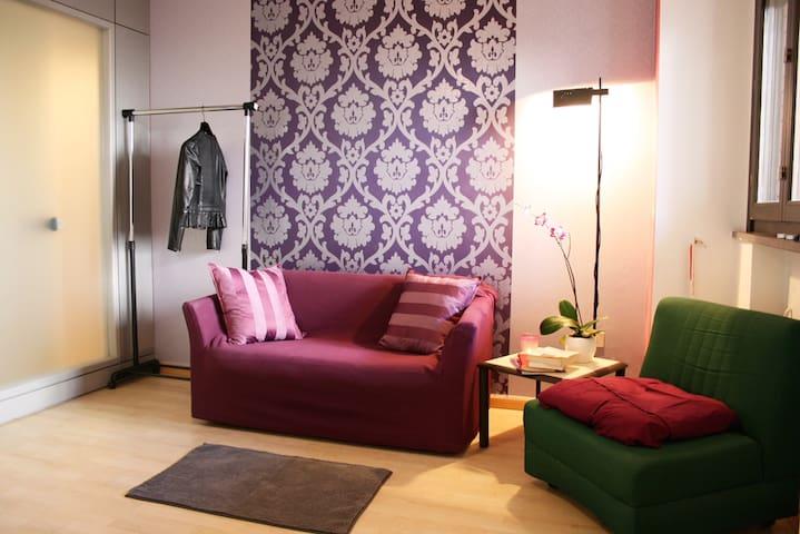 Domi Wellness Apartment 2 + Gym! - Pompei
