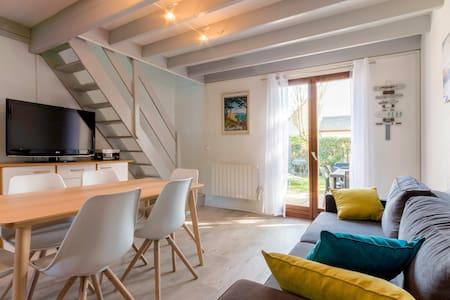 Charmante maison de vacances, piscine, plages - Guérande - บ้าน