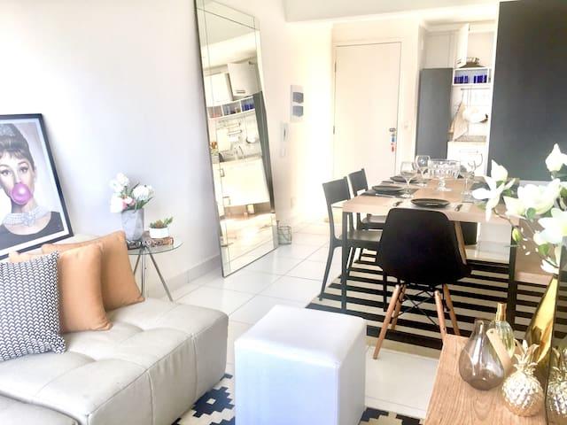 Apartamento Design no Campolim