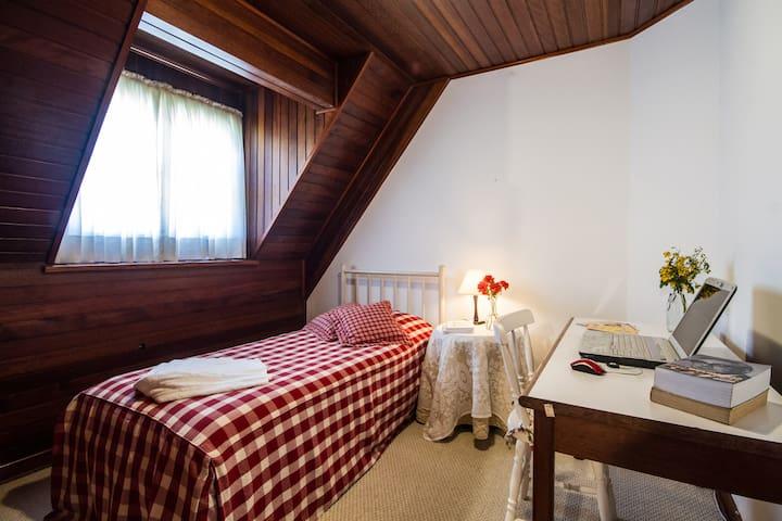 Suíte Aconchegante - Casa Capivari - Campos do Jordão - Rumah