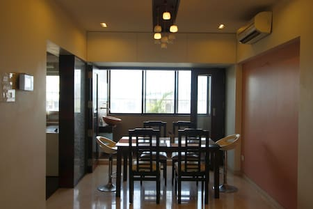 Private Room in The Eyrie Seawood Estate - Navi Mumbai