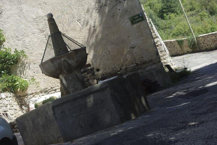 Maison typique au coeur des cévennes - Le Vigan