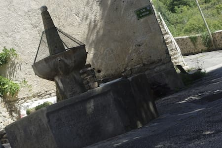 Maison typique au coeur des cévennes - Le Vigan - บ้าน