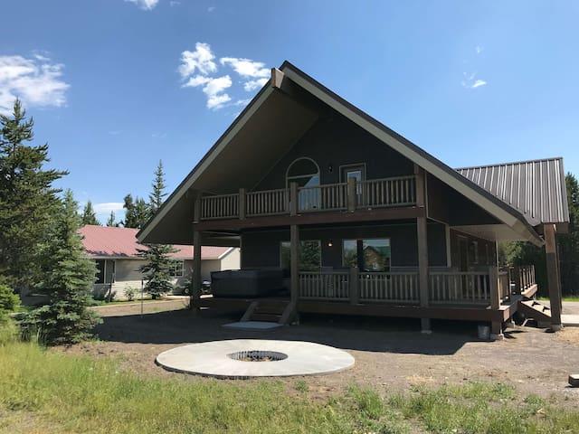 ⭐Golf Course Yellowstone Sled/ATV Spot Hot Tub