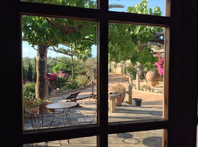 Un pequeño paraiso en Mondragó 6pax - Santanyí - Dom