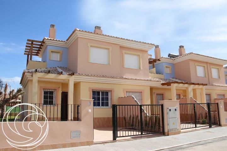 Duplex woning 6p op 300m vd zee - Cartagena - Casa