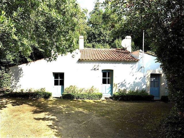 Maison traditionelle vendéenne - La Garnache