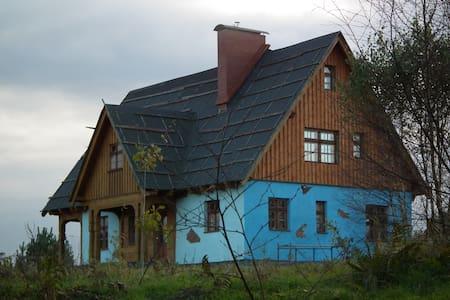 Dom Kaszubski, wśród jezior i lasów - Bytów
