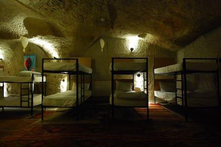 Millennia-old Cave Dorm 2 @Göreme - Göreme