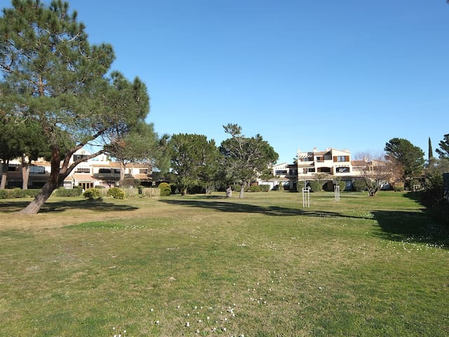 Les Catalanes du Golf - Saint Cyprien - Appartement