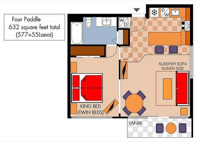 Property floorplan. 間取図