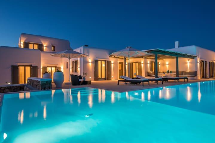 Pearl Margi Villa Mykonos Kalo Livadi