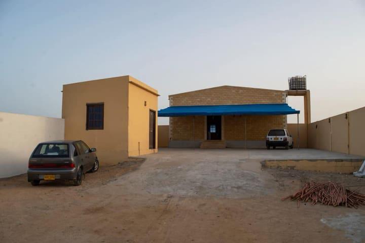 The Nomads Hut