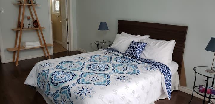 3 rooms each en-suite, available  all season!