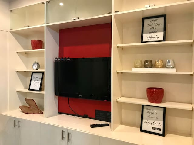 1-bedroom unit in the middle of Katipunan