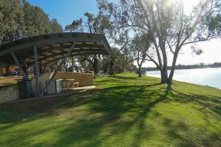 Rest and Relax at Waikerie - the entire family
