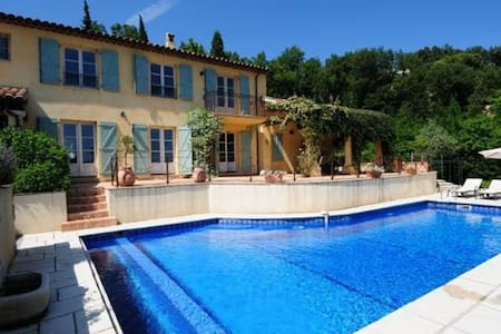 Beautiful Provencal Villa with Pool, sleeps 8 - Châteauneuf