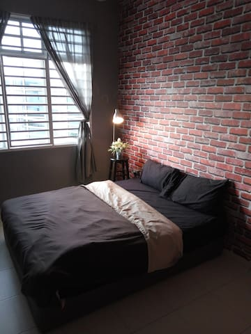A'Famosa The Bricks Room by Warehouse 78 - Alor Gajah - House