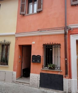appartamentino nel centro storico - Fano - Lejlighed