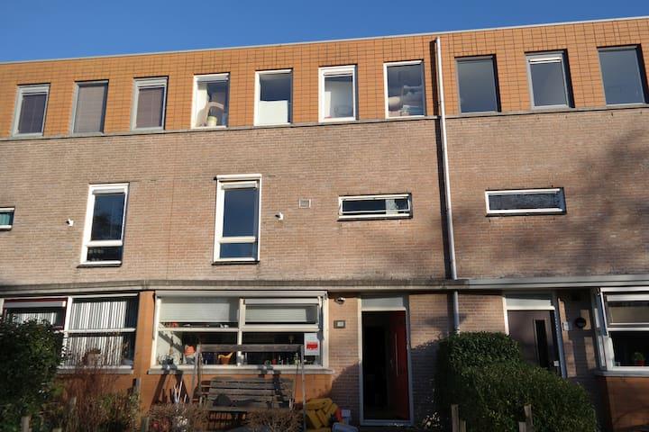 Huis, met tuin in rustige buurt - Voorhout - Maison