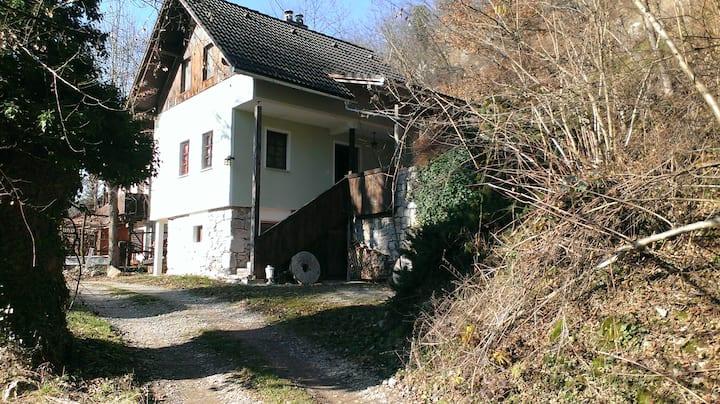 Vukovci pri Vinici, zaselek Otok