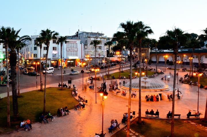 Charming Hotel Medina Center Tanger