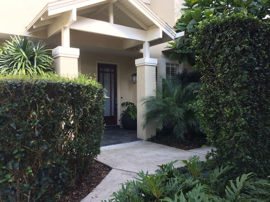 The Three Palms Houses For Rent In Winter Park Florida