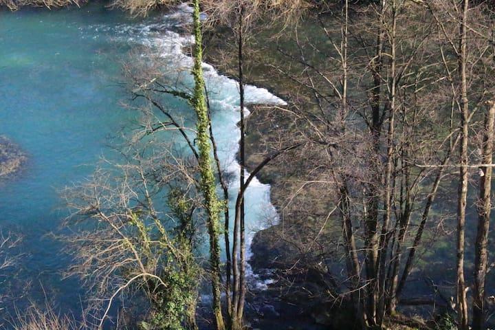 ...River Slunjčica...cascade