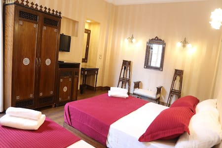 Arabesque Apartment 5*****  in the Heart of Cairo