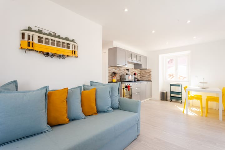 Ajuda Modern Apartment