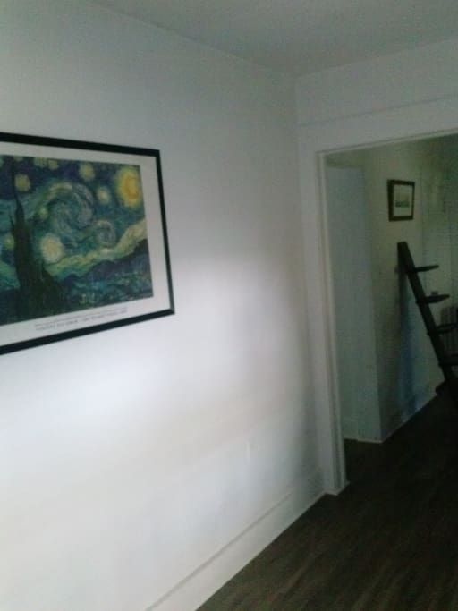 Main Entrance to Apartment.