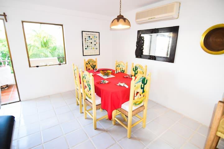 3Br Penthouse Villa at Flamingos Golf - Ixtapa Zihuatanejo - Villa