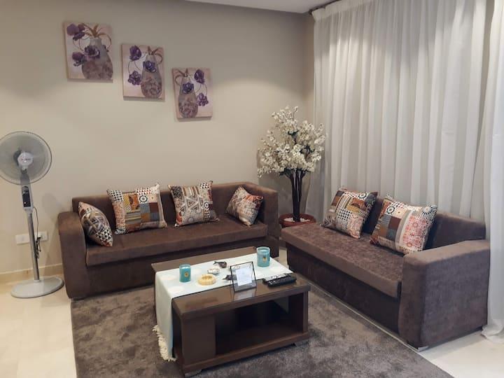 Luxury apartment in Mangroovy elgouna