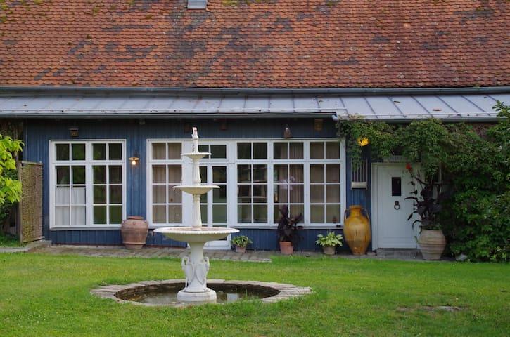 Historischer Posthof gleich bei Regensburg - Wenzenbach - Vendégház