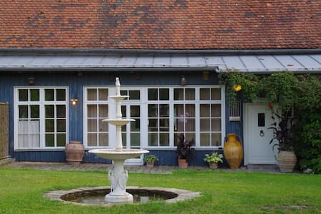 Historischer Posthof gleich bei Regensburg - Wenzenbach - Domek gościnny