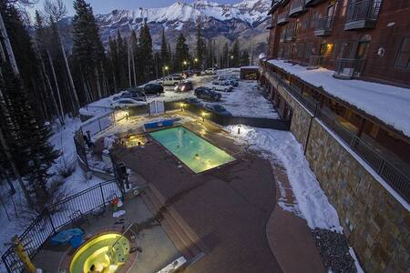 Bear Creek Lodge - 1BR Condo Gold #202-S
