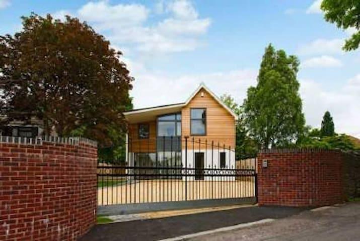 Stunning house 2 miles from Principality Stadium - Cardiff - Hus
