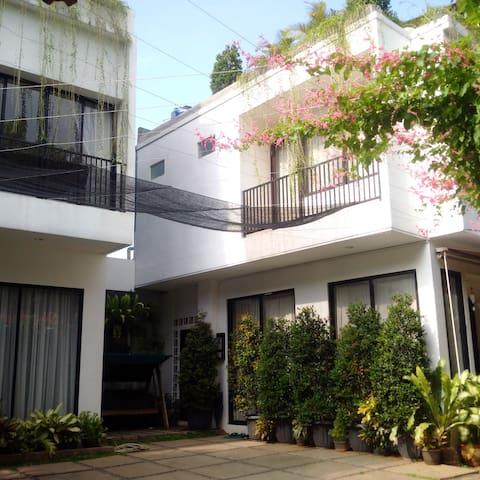 Sarasvati House